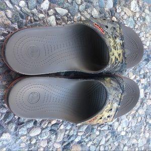 Crocs sandal size 13 M